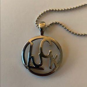 Alexa Angels Luck Necklace